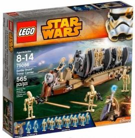 Set 75086 - Star Wars: Battle Droid Troop Carrier- Nieuw