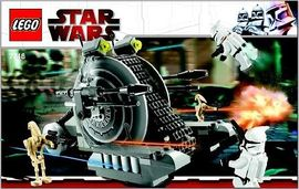 Set 7748 - Star Wars: Corporate Alliance Tank Drois- Nieuw