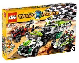 Set 8864 - Racers: Desert of destruction- Nieuw