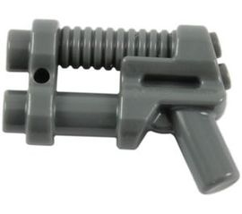95199-85 Dubbelloops pistool Grijs,donker-blauwachtig NIEUW loc