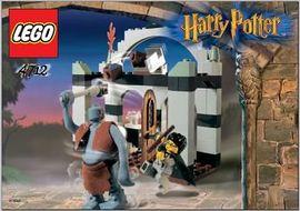 INS4712-G 4712 BOUWBESCHRIJVING Harry Potter- Troll gebruikt *