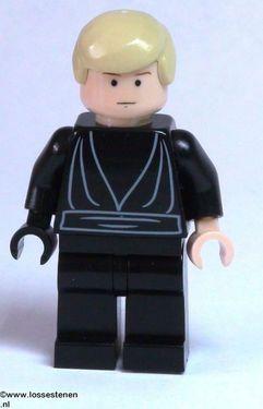 LEGO sw207 Star Wars:Luke Skywalker (Jedi Knight) NIEUW loc