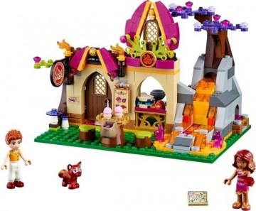 Set 41074-G - Elves: Azari and the Magical Bakery D/H/97%- gebruikt
