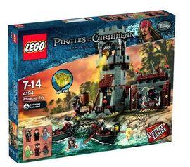 Set 4194 - Pirates of the Caribbean: Whitecap Bay- Nieuw