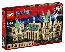 Set 4842 - Harry Potter: Hogwarts Castle 4th edition- Nieuw