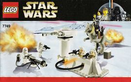 Set 7749 - Star Wars: Echo Base- Nieuw