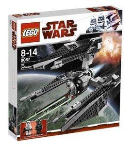 Set 8087 - Star Wars: TIE defender- Nieuw