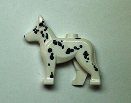 92586pb03-1 Hond Dalmatiër wit NIEUW *0D000