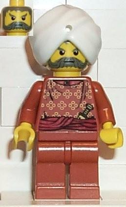 adv030G Maharaja Lallu gebruikt loc
