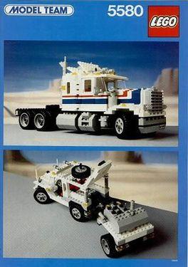 INS5580-G 5580 BOUWBESCHRIJVING- Highway Rig gebruikt *