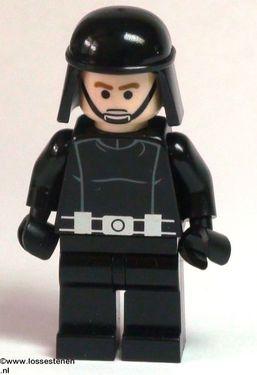LEGO sw208 Star Wars: Imperial Trooper NIEUW loc