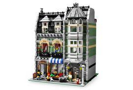 Set 10185-G - Modular Buildings: Green Grocer (geen doos)- gebruikt