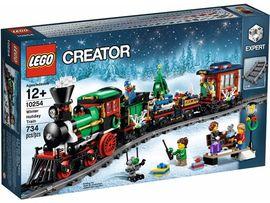 Set 10254 - Treinen: Winter Holiday Train- Nieuw