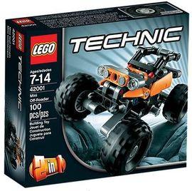 Set 42001 - Technic: Off-Road doos gedeukt- Nieuw