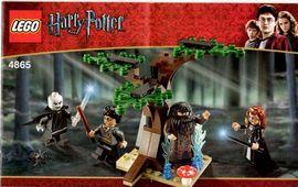 Set 4865 - Harry Potter: The Forbidden Forrest- Nieuw