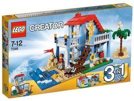 Set 7346 - Creator: Seaside House- Nieuw