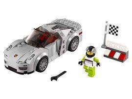 Set 75910 - Speed Champions: Porsche 918 Spyder- Nieuw