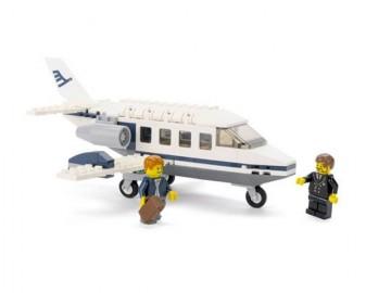 Set 7696-G - Airport: Commuter Jet- Nieuw