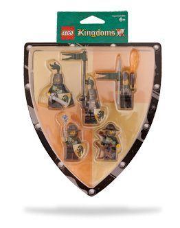 Set 852922 - Kastelen/Ridders: Battle Pack Dragon Knights- Nieuw