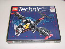 Set 8836 - Technic: Sky Ranger- Nieuw