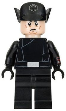 sw715 Star Wars: First Order General NIEUW loc
