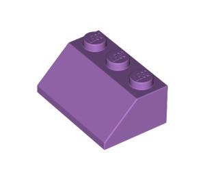 3038-157BULK EUROVOORDEEL: 10x Dakpan 45 graden 3x2 lavender, midden NIEUW loc