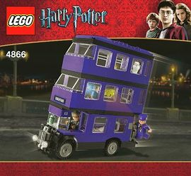 Set 4866 - Harry Potter: The Knight Bus- Nieuw