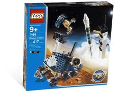 Set 7469 - Discovery: Mission to Mars- Nieuw