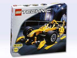 Set 8445 - Technic: Indy Storm- Nieuw