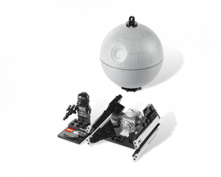 Set 9676 TIE Interceptor & Death Star NIEUW