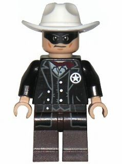 tlr001 The Lone Ranger: NIEUW loc