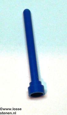 3957-7G Antenne 1x4 noppen hoog blauw gebruikt loc
