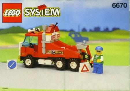 INS6670-G 6670 BOUWBESCHRIJVING- Rescue Rig gebruikt *LOC M3