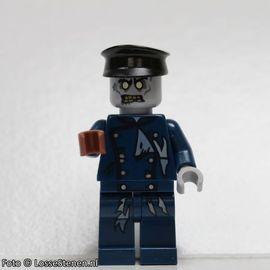 mof012 Monsters: Zombie Chauffeur NIEUW loc Halloween