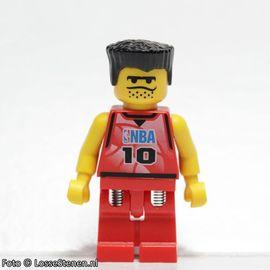 nba045 NBA Speler #10 NIEUW loc