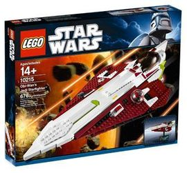 Set 10215 - Star wars: Obi-Wan's Jedi Starfighter- Nieuw