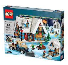 Set 10229 - Holiday: Winterdorp- Nieuw
