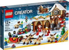Set 10245 - Holiday: Santa's Workshop- Nieuw