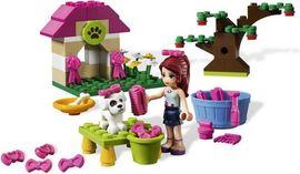 Set 3934 - Friends: Mia's Puppy Houser- Nieuw