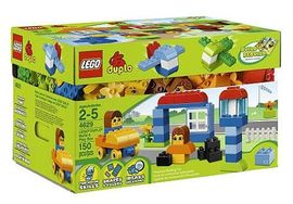 Set 4629 - DUPLO: DUPLO Build&Play Box- Nieuw