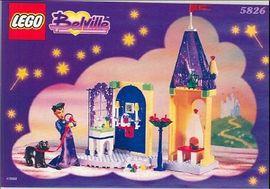 Set 5826 - Belville: The Queens Room- Nieuw