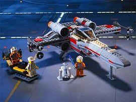 Set 7140 - Star Wars: X-wing Fighter- Nieuw