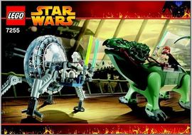 Set 7255 - Star Wars: General Grievous Chase- Nieuw
