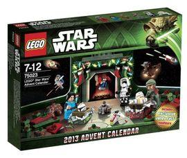 Set 75023 - Star Wars: Advent Calender 2013- Nieuw