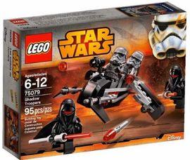 Set 75079 - Star Wars: Shadow Troopers- Nieuw