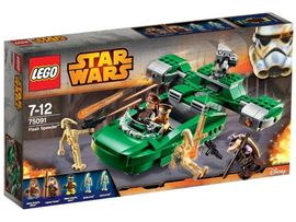 Set 75091 - Star Wars: Flash Speeder- Nieuw