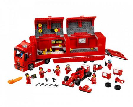 Set 75913 F-14 T & Scuderia Ferrari Truck NIEUW