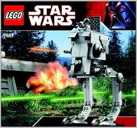 Set 7657 - Star Wars: AT-ST- Nieuw