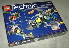 Set 8456 - Technic: Fiber Optic Multi Set- Nieuw