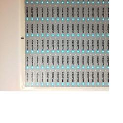 10241stk02 STICKER Maersk Line Triple-E sheet 2 NIEUW *0S0000